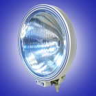 Фара Дорожная HELLA Rallye 3000  1F8 006 800-221   д/свет +габарит   Blue Light +